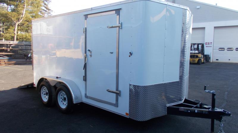2021 Carry-On 7X14 Bull-Nose Cargo Trailer 2023434