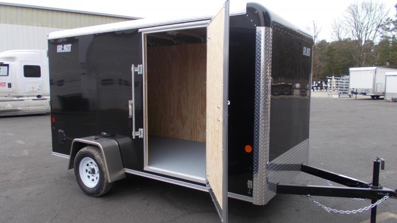 2020 Car Mate 6 x 12 Cargo Trailer 2023426