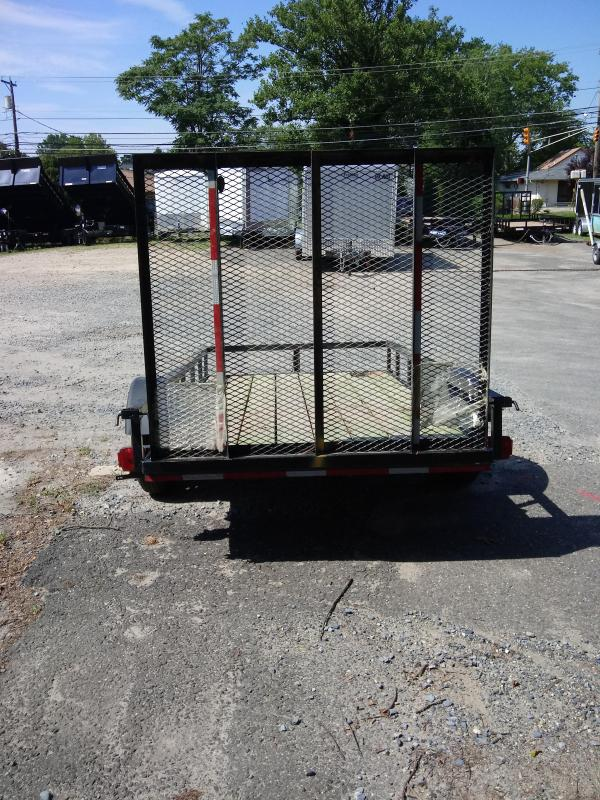 *SCRATCH AND DENT* 2020 Carry-On A5X10GW Utility Trailer 2021981