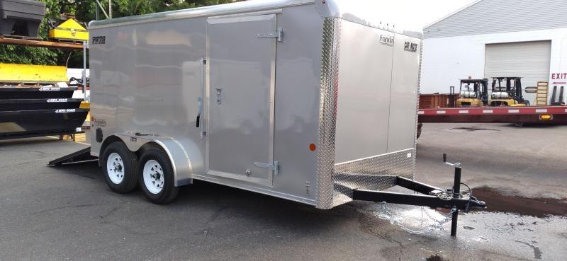 2021 Car Mate 7x14 7K Enclosed Cargo Trailer 2024363
