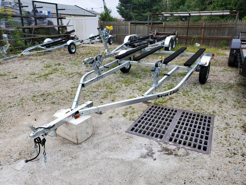 2021 Sealion Trailers SK-20-2450 Double Watercraft Trailer 2023049