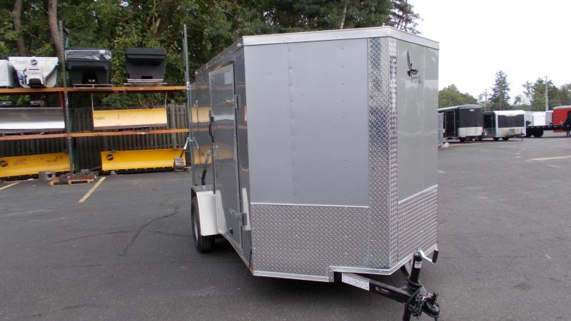 2020 Lark 6X10 Enclosed Cargo Trailer 2022921