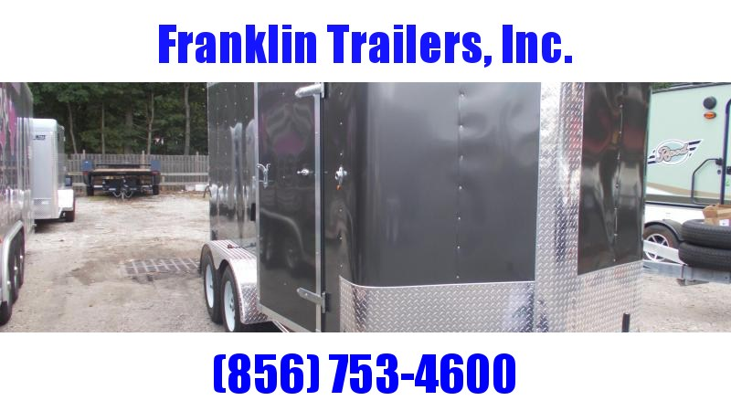 2020 Carry-On 7X14 Enclosed Cargo Trailer 2022550