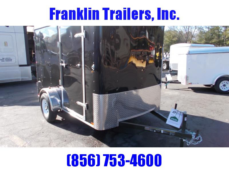 2020 Carry-On 6X10 Enclosed Cargo Trailer 2021649