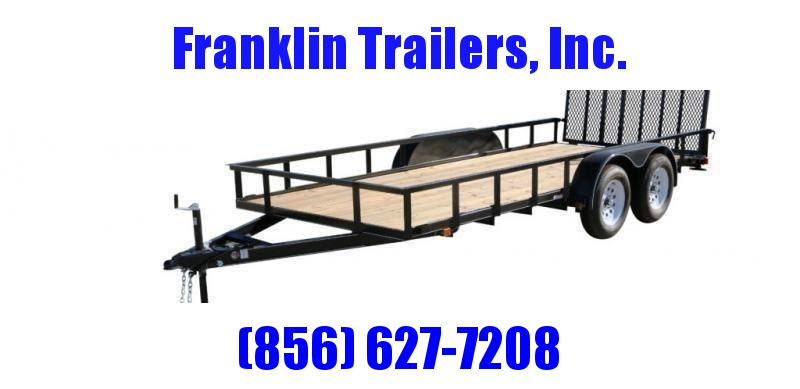 2020 Carry-On 6X12GW2BRK Utility Trailer 2021840