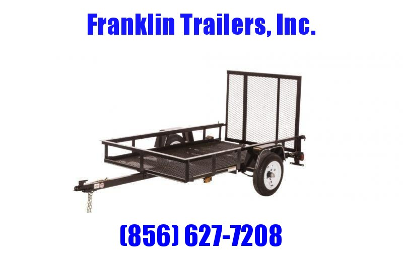 2020 Carry-On 4X6 Utility Trailer 2021911