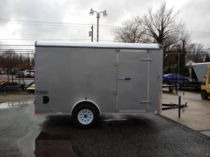 2021 Carry-On 6X12 Enclosed Cargo Trailer 2023295