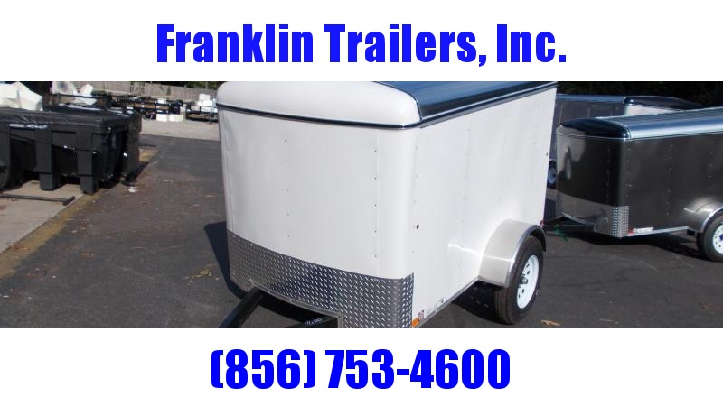 2020 Carry-On 5X8 Enclosed Cargo Trailer 2022662