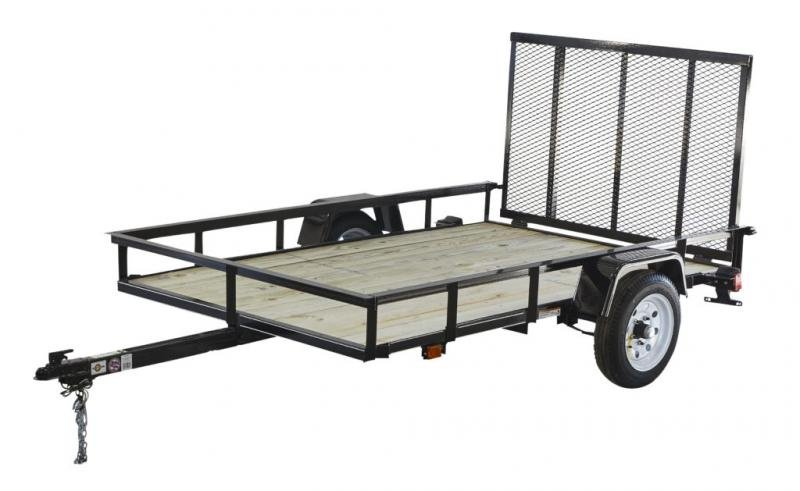 2021 Carry-On 5X8 Utility Trailer 2023279