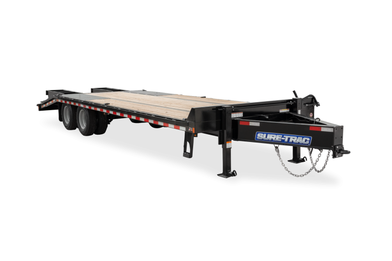 2021 Sure-Trac 8.5x20 22.5K Flatbed Trailer 2023655