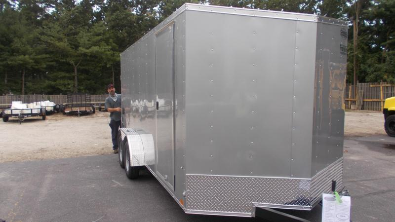 2021 Cargo Express 7X16 Enclosed Cargo Trailer 2022675