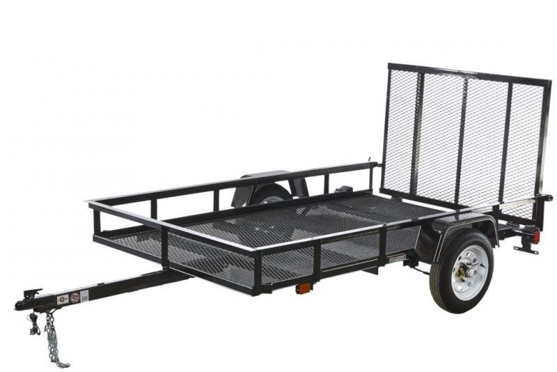 2021 Carry-On 5X8 Utility Trailer 2023486