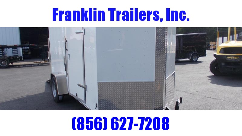 2020 Lark 6X12 Enclosed Cargo Trailer 2022538