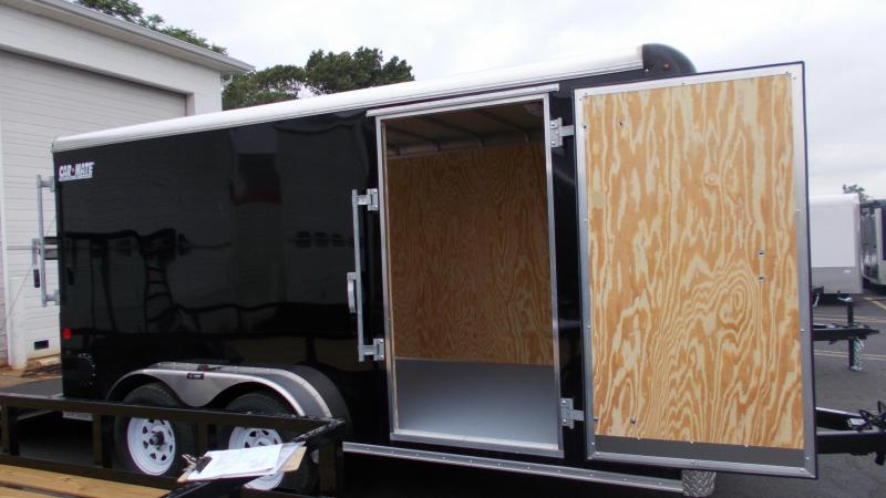 2020 Car Mate 7 X 14 Cargo Trailer 2022391