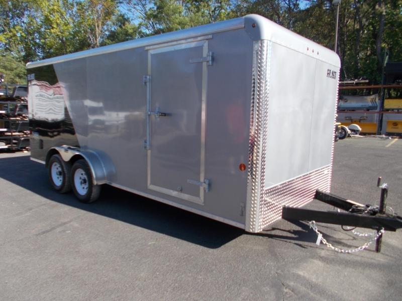 2021 Car Mate 7x18 7K Enclosed Cargo Trailer 2024237