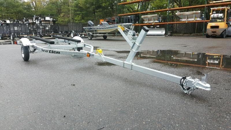 2021 Sealion Trailers S-14-800 Single Axle Boat Trailer 2024537