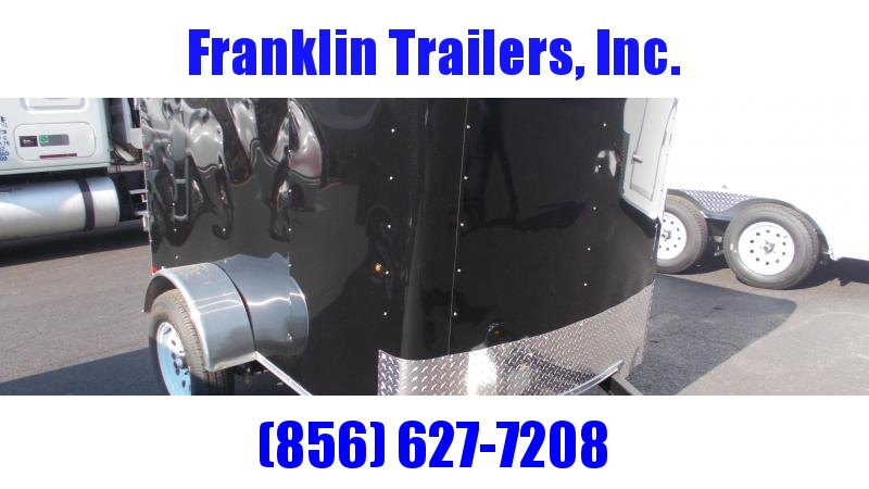2020 Carry-On E58CO6E Enclosed Cargo Trailer