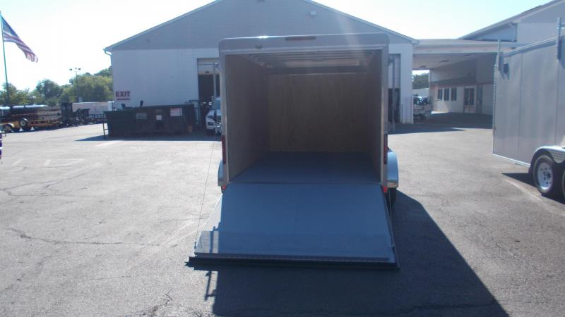 2020 Car Mate  7X12 Enclosed Cargo Trailer 2022462