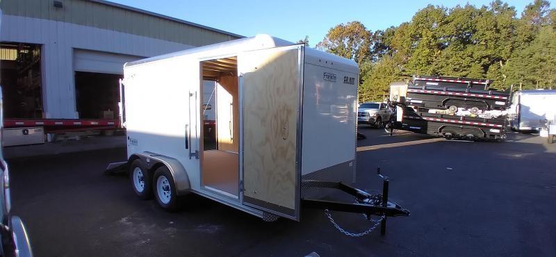 2021 Car Mate Trailers 7X12 Enclosed Cargo Trailer 2024891