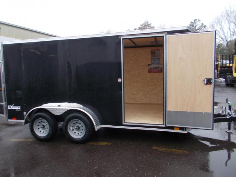 2022 Cargo Express 7x14 V-Nose Enclosed Cargo Trailer 2023576