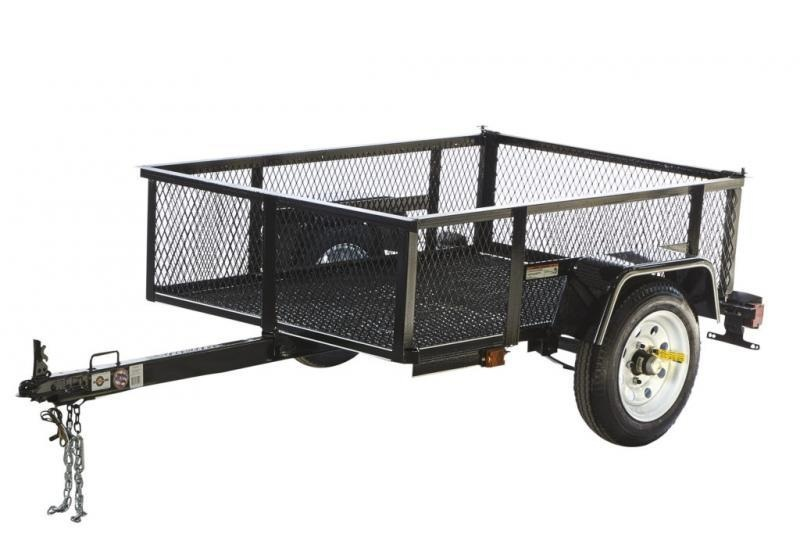2021 Carry-On 3.5X5 Utility Trailer 2024505