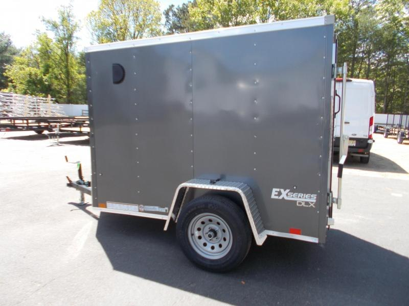 2022 Cargo Express 5x8 Enclosed Cargo Trailer 2024246