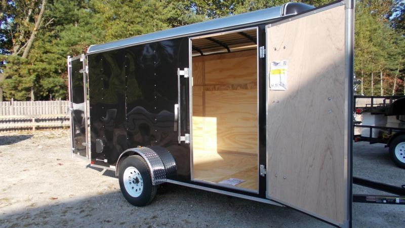 2020 Carry-On E612CO3 Enclosed Cargo Trailer 2023006