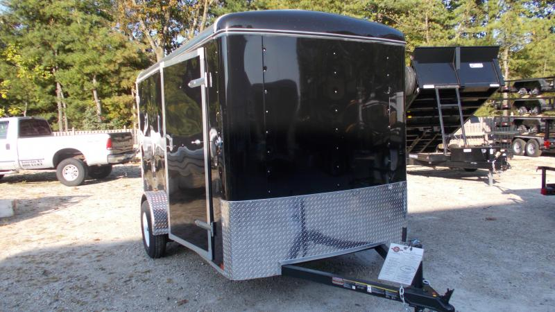 2020 Carry-On 6X12 Enclosed Cargo Trailer 2023006