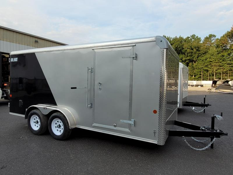 2021 Car Mate 7x16 Enclosed Cargo Trailer 2024789