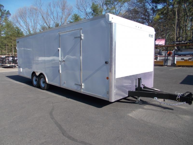 2021 Car Mate 8.5x24 10K Enclosed Cargo Trailer 2024061