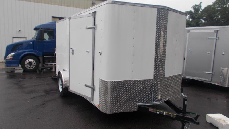 2020 Carry-On 7X14 3K Enclosed Cargo Trailer 2022607