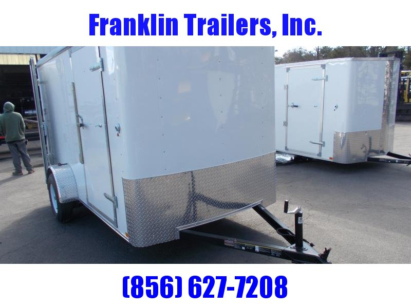 2020 Carry-On 6X12 Enclosed Cargo Trailer 2021904
