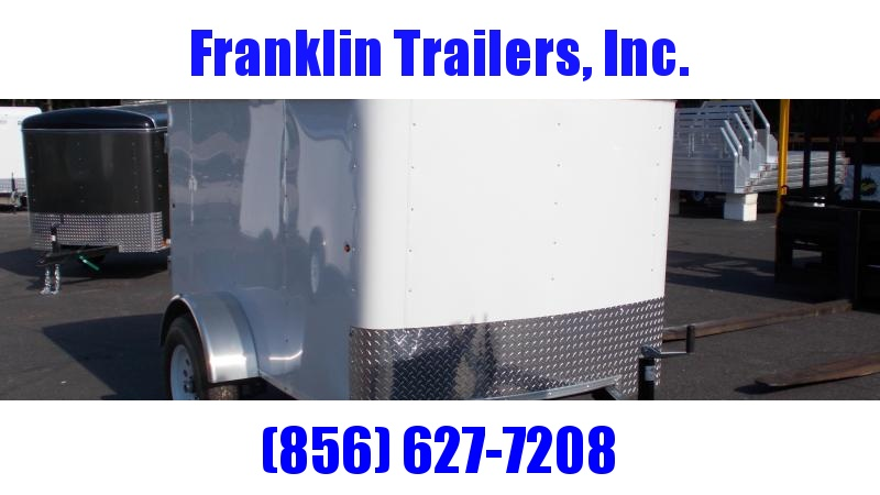 2020 Carry-On 5X8 Enclosed Cargo Trailer 2022663