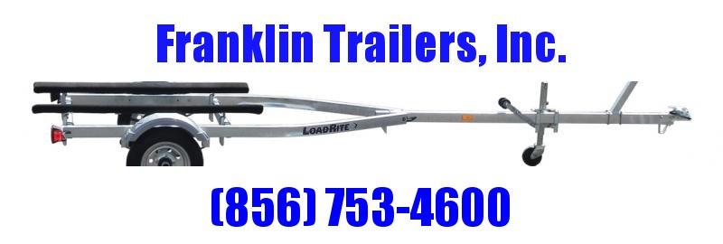 2021 Load Rite 16F1200W Small V-Bunk Trailer 2022799