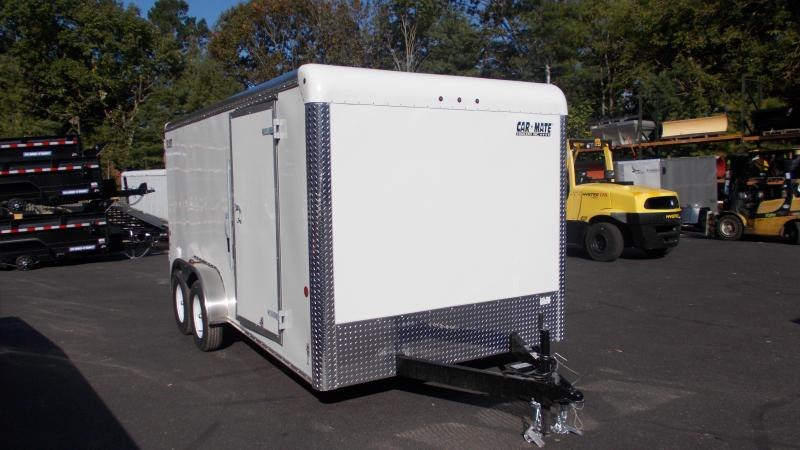 2021 Car Mate Trailers 7x16 Cargo Trailer 2023011