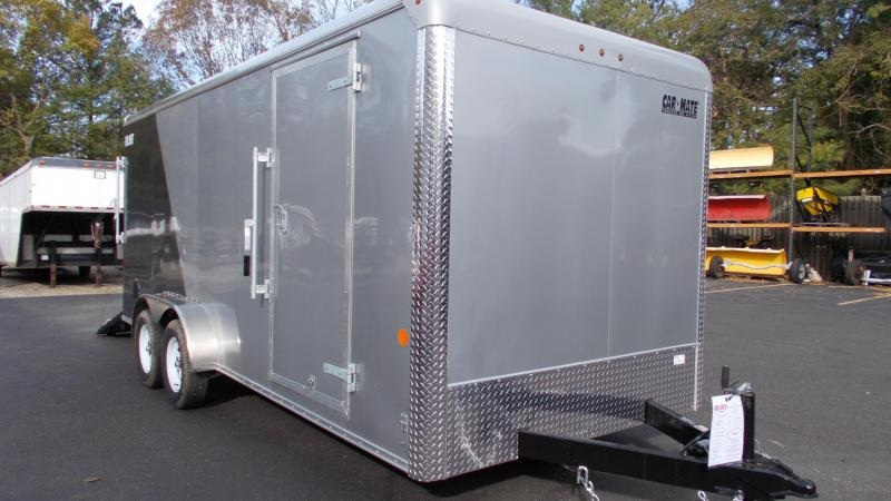 2021 Car Mate 7x18 Cargo Trailer 2023134