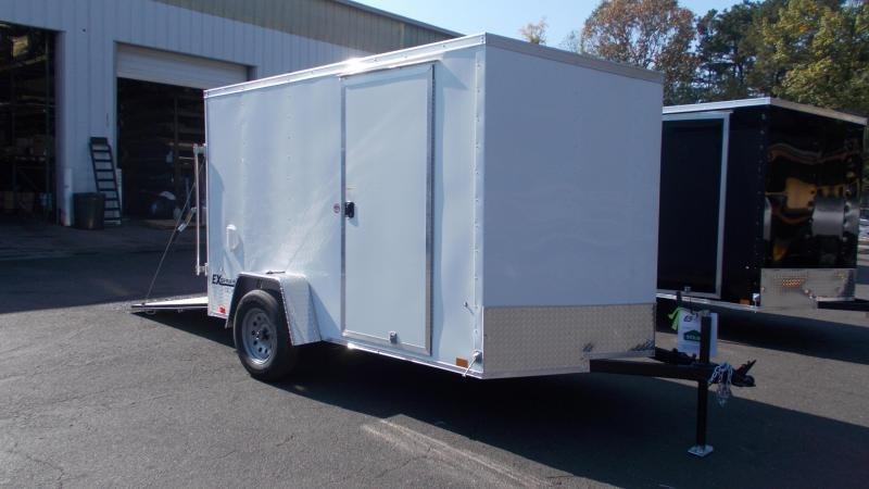 2021 Cargo Express 6X10 Enclosed Trailer 2023069
