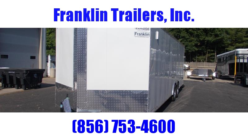 2021 Cargo Express E8524CE8V Enclosed Cargo Trailer 2022543