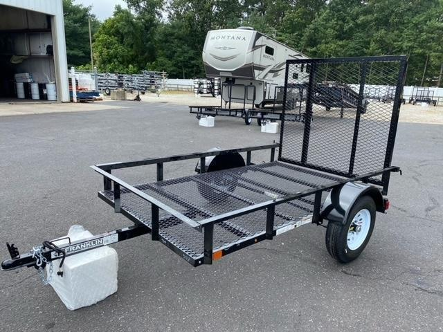 2021 Carry-On 5X8 Utility Trailer 2024754