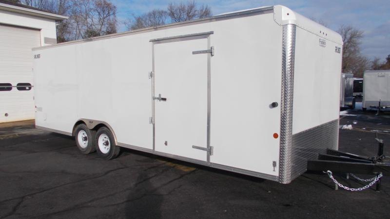 2021 Car Mate 8.5x24 10K Car / Racing Trailer 2023379