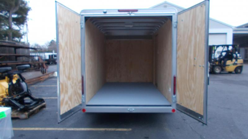 2021 Car Mate 6x12 Enclosed Cargo Trailer 2023403