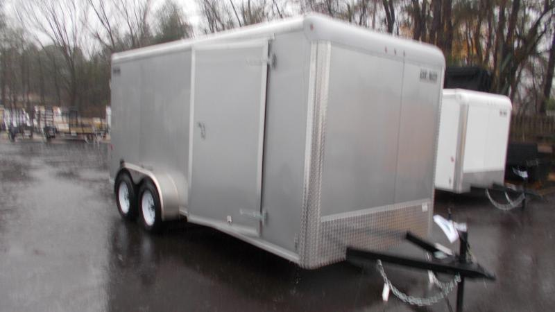 2021 Car Mate 7x16 Enclosed Cargo Trailer 2023293