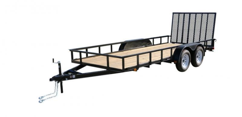 2021 Carry-On 6X12 7K Utility Trailer 2024495