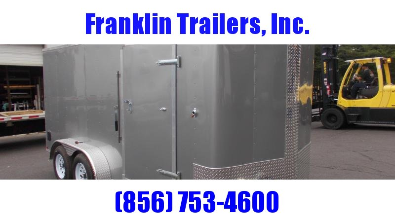 2020 Carry-On 7X16 Enclosed Cargo Trailer 2022531