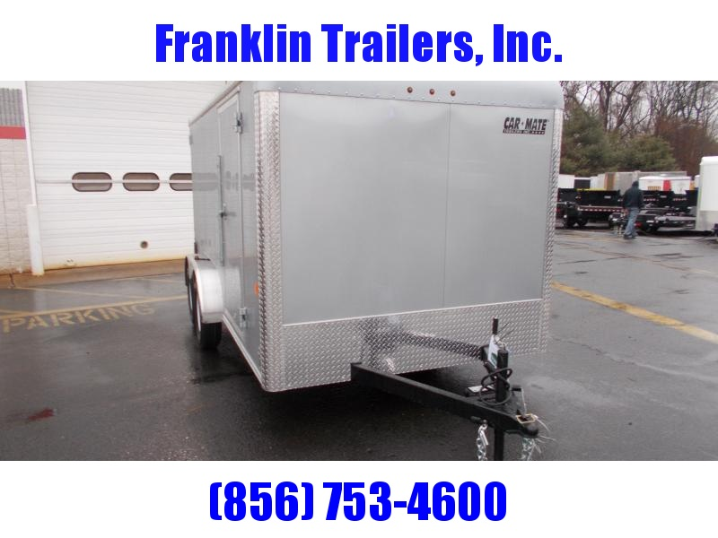 2020 Car Mate  7X14 Enclosed Cargo Trailer 2021755