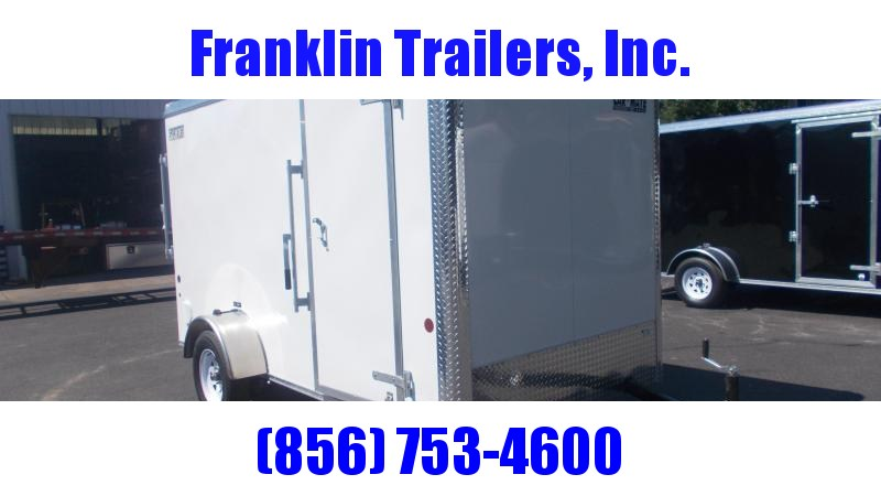 "2021 Car Mate Trailers E612CM1E-6 Enclosed Cargo Trailer W/ 6'"" Additional Height 2022577"