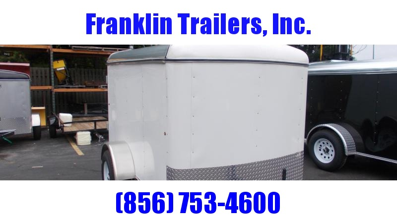 2020 Carry-On E58CO6E Enclosed Cargo Trailer2022679
