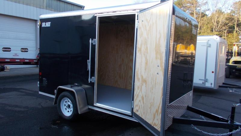 2021 Car Mate 6x12 Enclosed Cargo Trailer 2023416