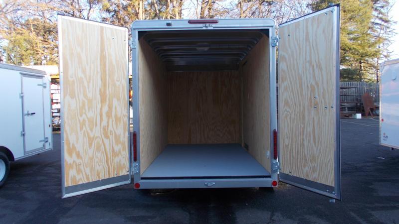 2021 Car Mate 6x12 Enclosed Cargo Trailer 2023416