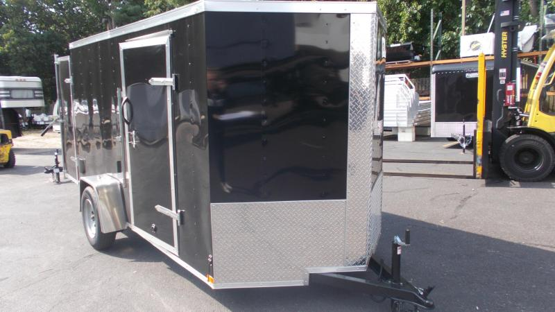 2020 Lark 6X10 Enclosed Cargo Trailer 2022540